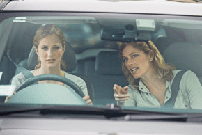 Female driving instructors Birmingham